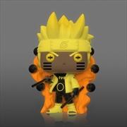 Naruto: Shippuden - Naruto 6 Path Sage Glow Specialty Store Exclusive Pop! Vinyl | Pop Vinyl