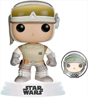Star Wars: Across the Galaxy - Luke Skywalker Hoth US Exclusive Pop! Vinyl with Pin [RS] | Pop Vinyl