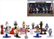 Minecraft - Nano Metalfigs 20-pack wave 03 | Merchandise