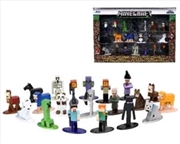 Minecraft - Nano Metalfigs 20-pack wave 05 | Merchandise