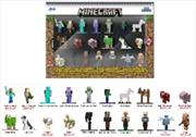 Minecraft - Nano Metalfigs 20-pack wave 06 | Merchandise