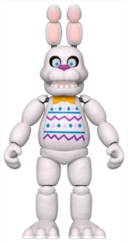 Five Nights at Freddy's - Easter Bonnie US Exclusive Action Figure [RS] | Merchandise