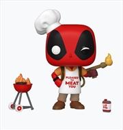 Deadpool - Backyard Griller 30th ANNIV Pop! | Pop Vinyl