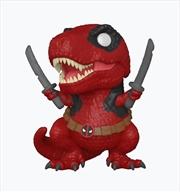 Deadpool - Dinopool 30th ANNIV Pop! Vinyl | Pop Vinyl