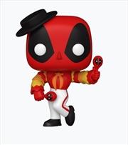 Deadpool - Flamenco Deadpool 30th ANNIV Pop! Vinyl | Pop Vinyl