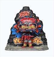 Marvel - Stan Lee Graffiti Deco Pop! Dlx RS | Pop Vinyl
