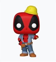 Deadpool - Construction Worker 30th ANNIV Pop! RS | Pop Vinyl