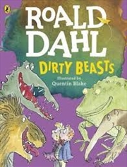 Dirty Beasts | Paperback Book