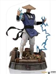 Mortal Kombat - Raiden 1:10 Scale Statue | Merchandise