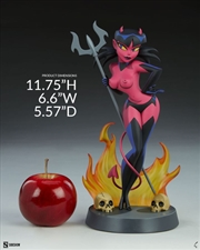 Shane Glines - Devil Girl Statue | Merchandise