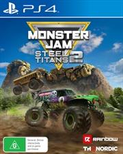 Monster Jam Steel Titans 2 | PlayStation 4