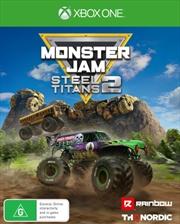 Monster Jam Steel Titans 2 | XBox One