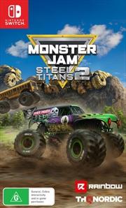 Monster Jam Steel Titans 2 | Nintendo Switch