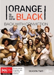Orange Is The New Black - Season 2 | DVD