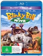 Blinky Bill The Movie   Blu-ray