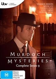Murdoch Mysteries - Series 9   DVD