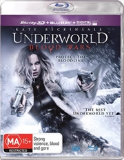 Underworld - Blood Wars | 3D + 2D Blu-ray + UV | Blu-ray 3D