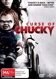Curse Of Chucky | DVD