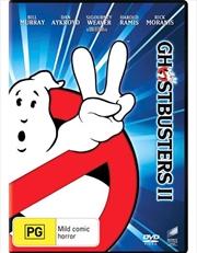 Ghostbusters II | DVD