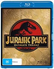 Jurassic Park - Ultimate Trilogy | Blu-ray
