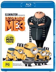 Despicable Me 3 | Blu-ray