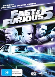 Fast and Furious 5 | DVD
