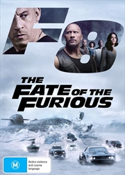 Fate Of The Furious, The | DVD