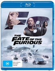 Fate Of The Furious, The | Blu-ray