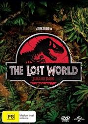 Jurassic Park - The Lost World | DVD