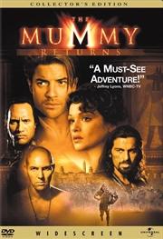 Mummy Returns, The | DVD