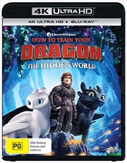 How To Train Your Dragon - The Hidden World | Blu-ray + UHD | UHD