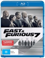 Fast and Furious 7 | Blu-ray