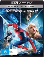 Amazing Spider-Man 2 - Rise Of Electro | Blu-ray + UHD, The | UHD