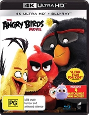 Angry Birds Movie | Blu-ray + UHD, The | UHD
