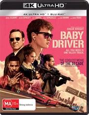 Baby Driver | Blu-ray + UHD | UHD