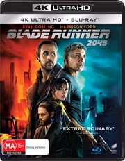 Blade Runner 2049 | Blu-ray + UHD | UHD