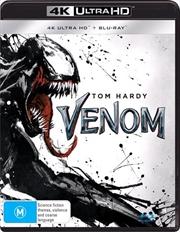 Venom | Blu-ray + UHD | UHD