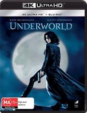 Underworld | Blu-ray + UHD | UHD