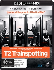 T2 Trainspotting | Blu-ray + UHD | UHD