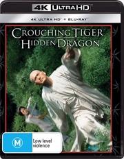 Crouching Tiger, Hidden Dragon | Blu-ray + UHD | UHD