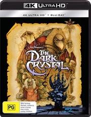 Dark Crystal | Blu-ray + UHD, The | UHD