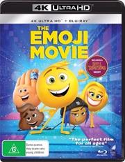 Emoji Movie | Blu-ray + UHD, The | UHD