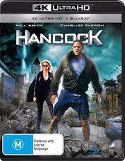 Hancock | Blu-ray + UHD | UHD
