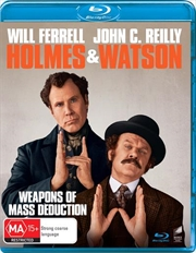 Holmes and Watson | Blu-ray