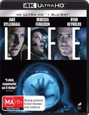 Life | Blu-ray + UHD | UHD