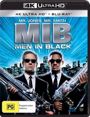 Men In Black | Blu-ray + UHD | UHD