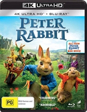 Peter Rabbit | Blu-ray + UHD | UHD