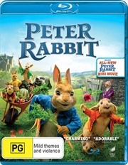 Peter Rabbit | Blu-ray