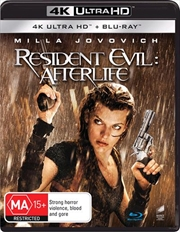 Resident Evil - Afterlife | Blu-ray + UHD | UHD
