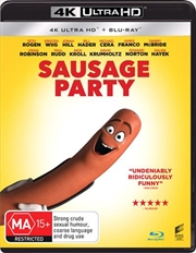 Sausage Party | Blu-ray + UHD | UHD